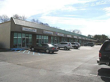 Second Building in Wares Ferry Commercial Center