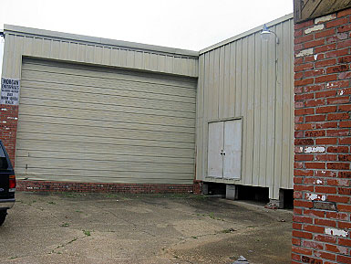 Loading Dock at 1114 South Decatur Street
